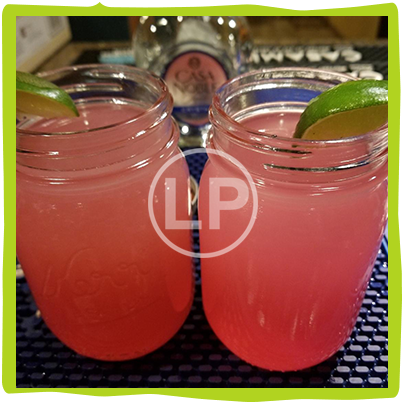 Prickly Pear Margaritas To Go